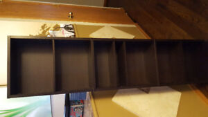 """Storage  Shelves for  CD DVD Disk Size W13""""×H54"""""""