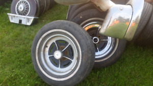 buick rally wheels w/tires