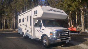 2009 Ford  24D motorhome