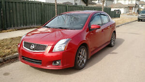 2011 Nissan Sentra SE-R only 100K - Priced to Sell !!!