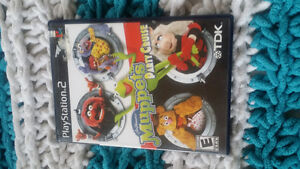 Muppets PS2 Game
