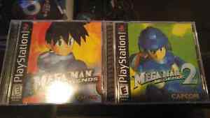 Mega Man Legends 1 & 2