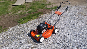 Husqvarna self propelled push mower