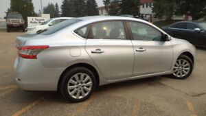 14 SENTRA - 4DR - AUTO - LOADED - A/C - ONLY 85,000KMS