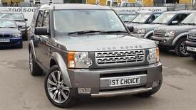 2008 LAND ROVER DISCOVERY 3 TDV6 SE BODYKIT COLOUR CODED ARCHES FITTED WITH