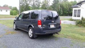 2008 Uplander Van