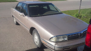 1994 Oldsmobile Ninety-Eight Regency Elite Sedan