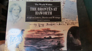 The Brontes At Haworth book