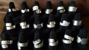 Hand Crafted Bracelets & Rings