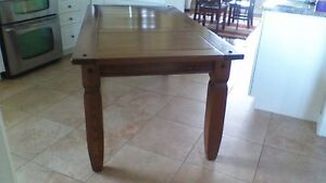Brasil wood dining table