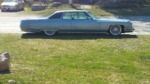 1973 Cadillac DeVille Coupe (2 door)