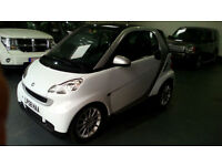 LHD 2009 Smart Car For Two 0.8 Diesel Automatic, A/C, Left Hand Drive
