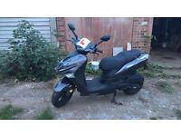 FMX 125cc