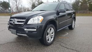 2011 Mercedes-Benz GL-Class GL350 BlueTEC SUV, Crossover