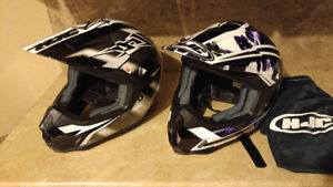 like new helmets