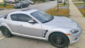 Mazda RX-8 low kms