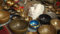 Genuine Himalayan Singing Bowls from Nepal