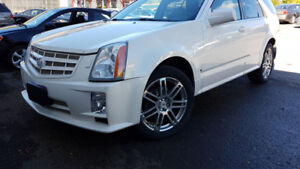 2008 Cadillac SRX All Wheel drive