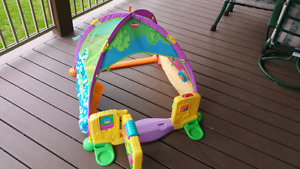 PlaysKool TODDLER musical tent!Folds easily!!!Reduced!!!!!