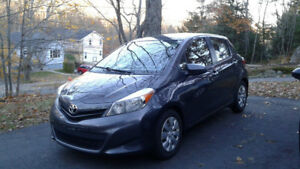 2014 Toyota Yaris automatic LE - 126,500KM - Winter tires