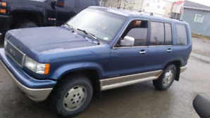 1993 Isuzu Trooper 2500$