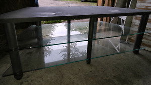 Tv stand hitachi up to 55 inch