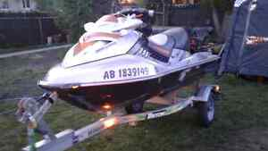 SEADOO RXT-X 255 SUPERCHARGED..FAST !!