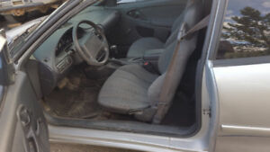 Reliable 2002 Chevrolet Cavalier Coupe (2 door)
