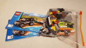 NEW PRICE! - Lego City set for sale (3 sets) & a bin of Lego