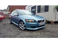 VOLVO C30 D SPORT, Blue, Auto, Diesel, 2008