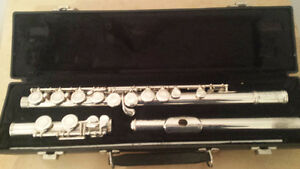 Silver Plated Selmer Flute West Island Greater Montréal image 1