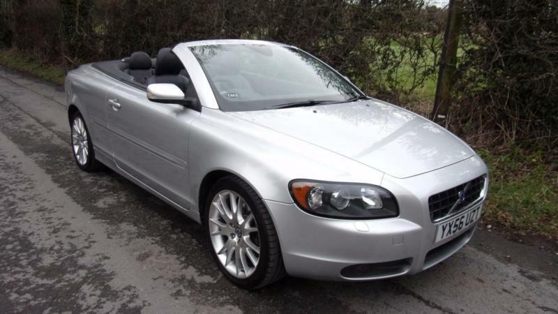 volvo c70 2 4 d5 auto se 2006 56 preston in bamber bridge lancashire gumtree. Black Bedroom Furniture Sets. Home Design Ideas