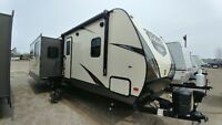 2018 Crossroads Volante 33DB *BUNKS, OUTSIDE KITCHEN, 2 SLIDES* London Ontario Preview