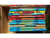 Beano annuals and comics + 1 Dandy annual