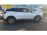 2017 Peugeot 3008 SUV 1.6 THP GT Line EAT (s/s) 5dr Auto SUV Petrol Automatic