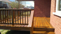 Interior/ Exterior painting and deck staining