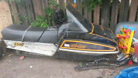 SKI DOO CITATION FOR SALE