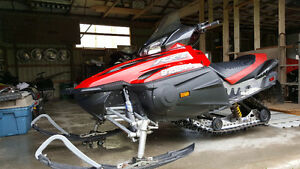 2003 Yamaha RX-1 with M-10 Suspension
