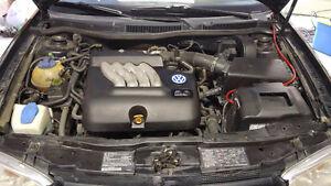 2003 Volkswagen Golf Sedan