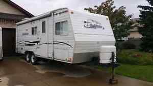 2001 Holidaire 24' trailer HT244