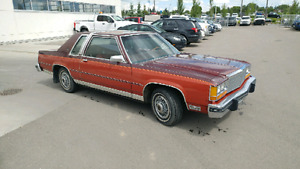 Mint 1980 ford ltd