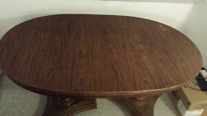 Dining table and chairs Kitchener / Waterloo Kitchener Area image 1