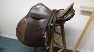Steiner&Cross Saddle