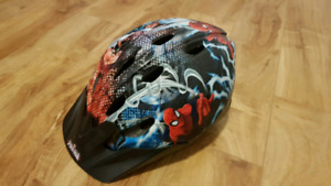 3-5 Year Old Spiderman Helmet