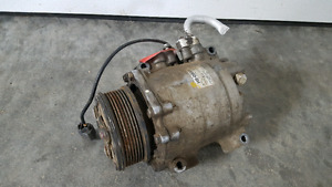 Working Acura Rsx air conditioning pump and lines