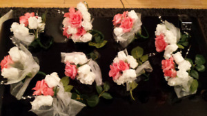 Wedding or for any occasion fake flower roses bouquets