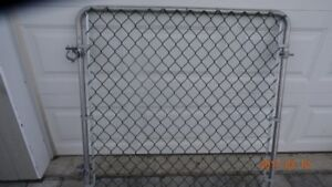 Chain Link Fence Gates & Hardware - Various Sizes Available