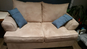Loveseat, Chair and Ottoman from Ashley Furniture
