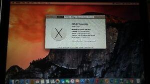 Mac Book Pro (Retina, 13 inch 2.4 GHz Intel Core i5)