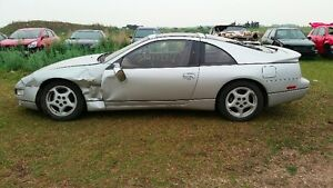 1989 NISSAN 300ZX TWIN TURBO *PARTING OUT* T-TOPS